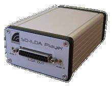 SD-ILDA Player<br />自動再生機