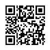 エルシーイーストショップへのリンク用QRコード