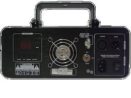 カラーレーザー 800mW 背面画像