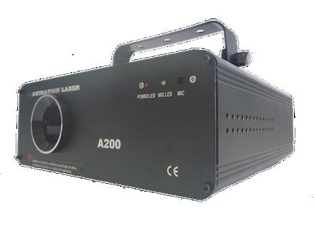 グリーンレーザー 200mW[G200-IL]